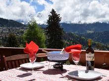 Image de Adorable appartement à louer à Villars-Chesières !