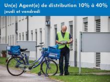Image de Agent(e) de distribution 10% à 40%