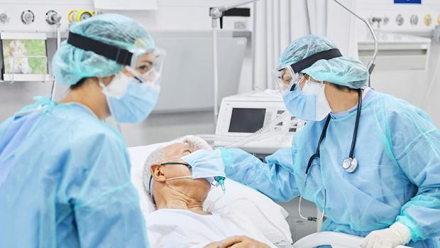 COVID-19 «Le virus fait des petits, contrairement aux lits de soins intensifs»