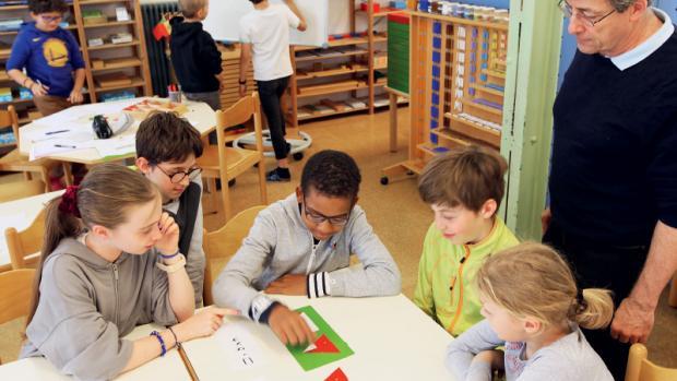 Enseignement: l'héritage de Maria Montessori