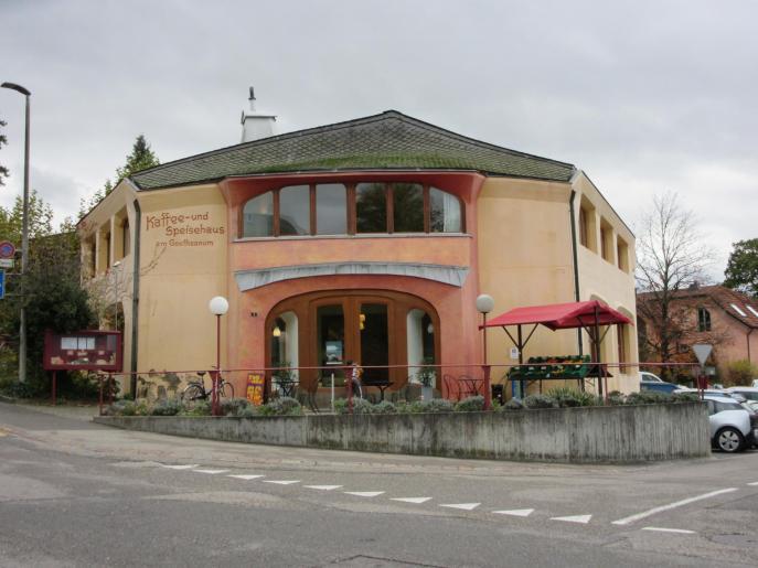 Image de visiter et explorer le Goetheanum