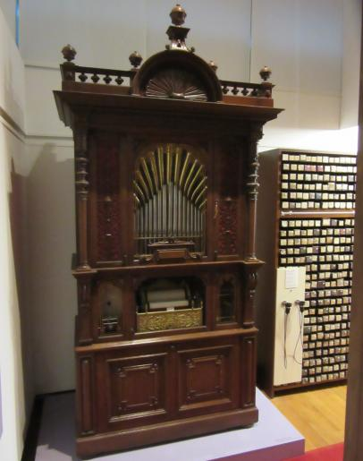 Image de musée des automates