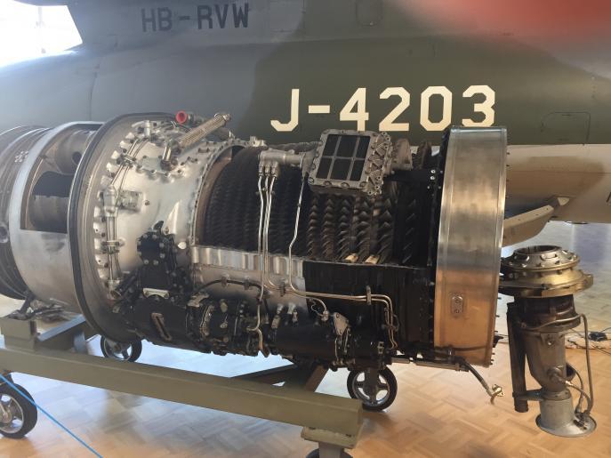 Image de Visite du musée d'aviation Payerne