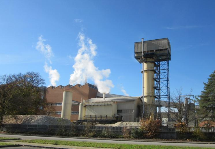 Image de le sucre suisse à Aarberg