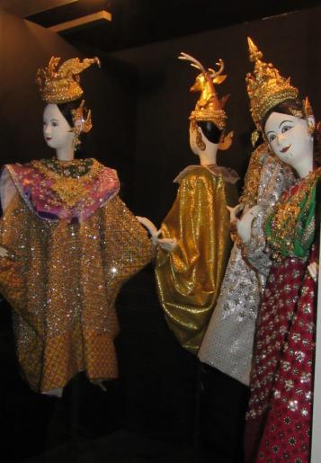 Image de Visite du musée de la marionnette