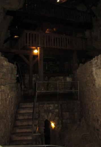 Image de Les moulins souterrains du Col-des-Roches