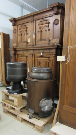Image de le centre des collections du musée suisse