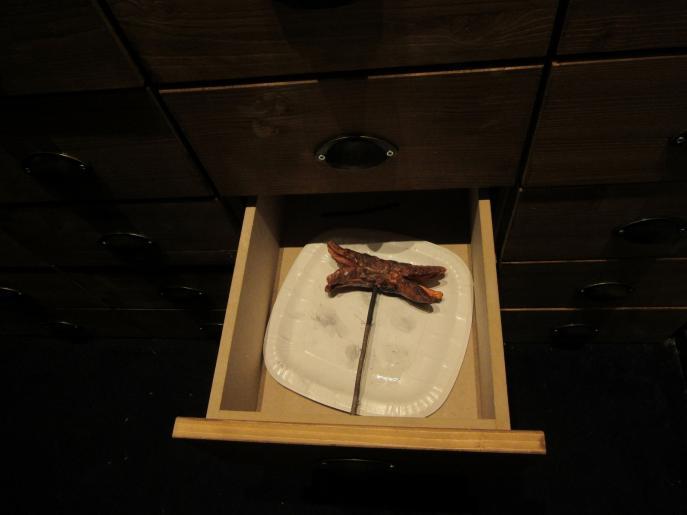 Image de le temps au musée romain à Vidy