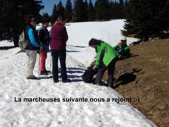 Image de Marche Givrine-Vermeilley