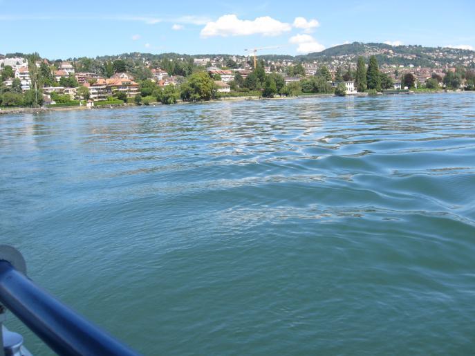 Image de Balade sur l'eau dans le calme et la beauté