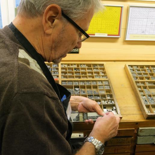 Image de Visite du Musee Imprimerie Encre et Plomb