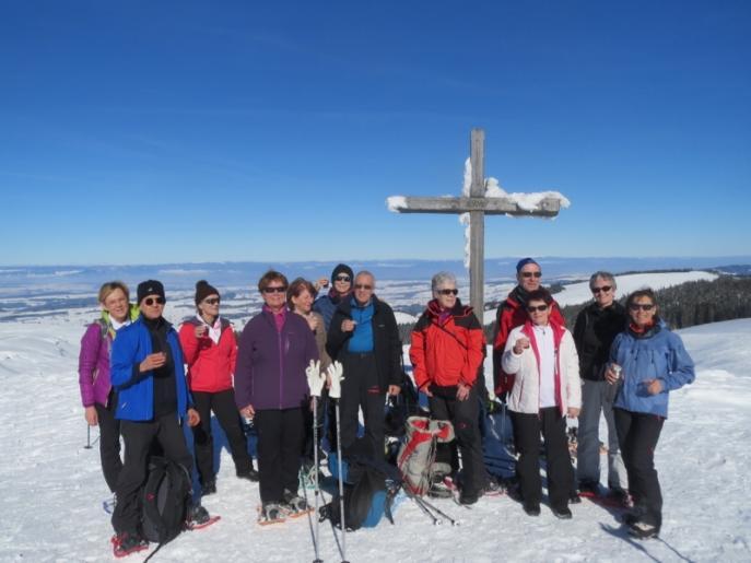 Image de Le sommet du Niremont