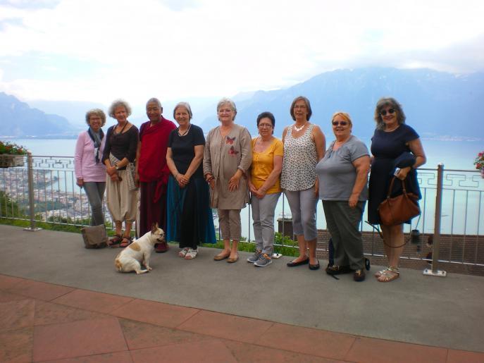 Image de Visite du Centre des Hautes Etudes Tibétaines