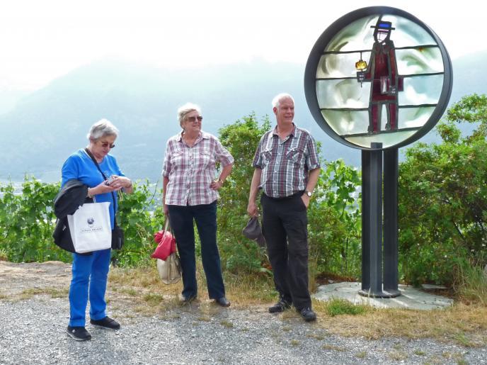 Image de VIGNE À FARINET - Sentier des Vitraux - REPORTÉ AU MARDI 24 JUIN