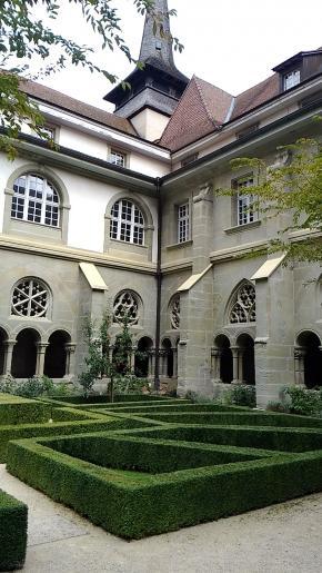 Image de visite de l'Abbaye d'Hauterive