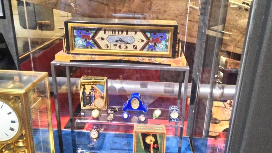 Image de visite guidée Musée international d'horlogerie