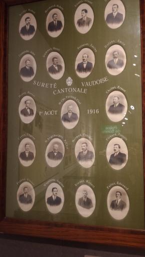 Image de musée de la Police Criminelle Vaudoise
