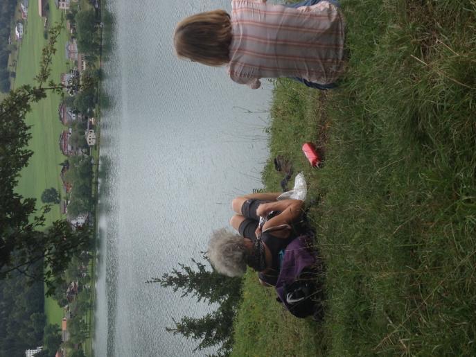 Image de Tour du lac de Joux à pied