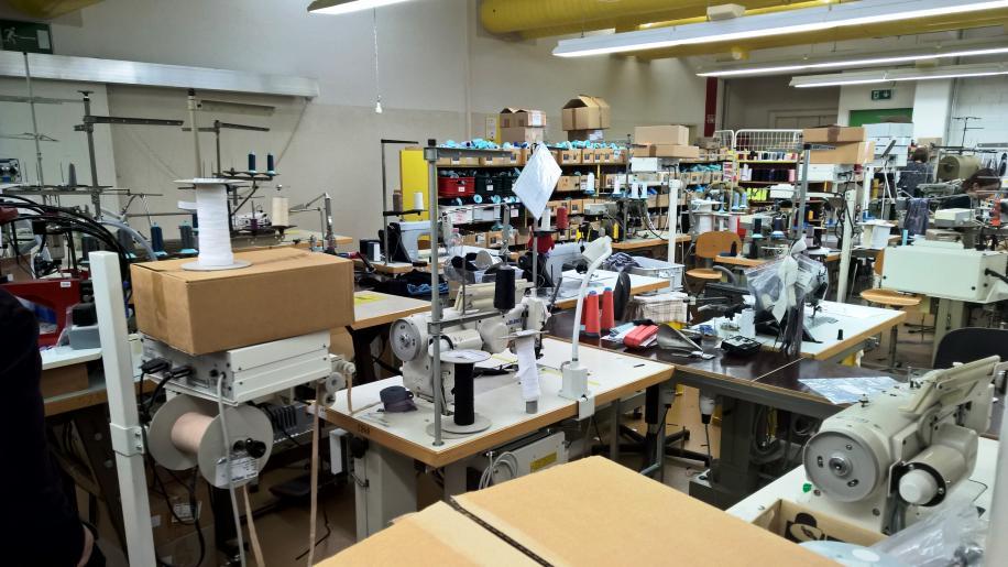 Image de Visite de l'entreprise CALIDA