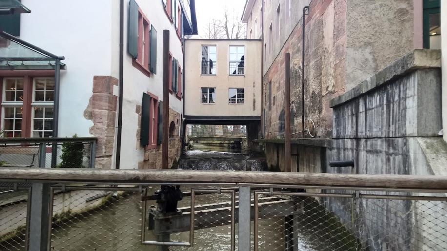 Image de Basler Papiermühle