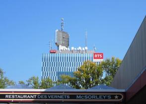 Image de l'activite Visite de la Télévision Romande RTS