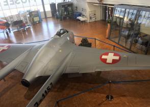 Image de l'activite Visite du musée d'aviation Payerne