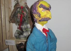 Image de l'activite Visite du musée de la marionnette