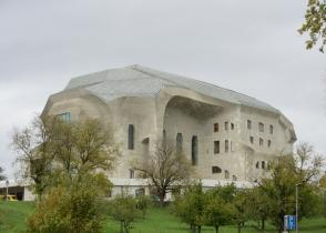 Image de l'activite visiter et explorer le Goetheanum