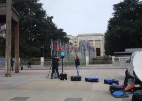Image de l'activite visite guidée du Palais des Nations Unies à Genève