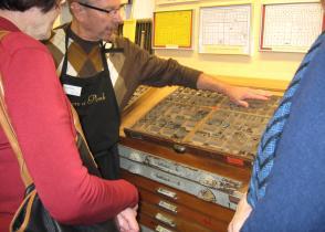Image de l'activite Visite du Musee Imprimerie Encre et Plomb