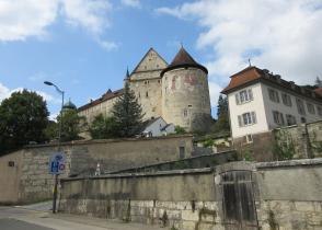 Image de l'activite visite guidée de Porrentruy et du château