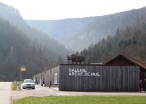 Image de l'activite Safari en Jura : l' Arche de Noé à  Vicques