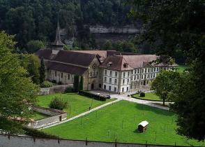 Image de l'activite visite de l'Abbaye d'Hauterive