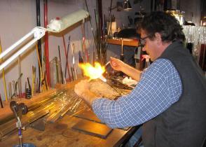 Image de l'activite Visite de l'atelier d'un souffleur de verre