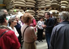 Image de l'activite visite de l'usine de torréfaction de La Semeuse à La Chaux de Fonds