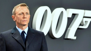 James Bond le retour !