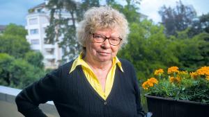 Christiane Brunner, une femme suisse