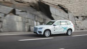 Volvo prévoit de commerciali- ser des véhicules autonomes dès 2021. Une échéance difficile à tenir.