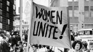 Grève: les femmes luttent depuis longtemps!