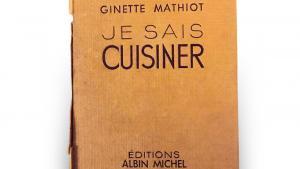 La cuisine de Ginette Mathiot