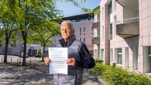 Logement : Jean-Claude Borgeaud, prêt à défendre tous les aînés
