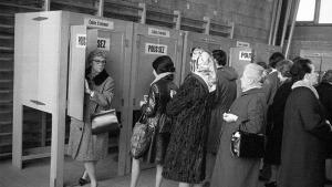 50 ans de vote pour les femmes