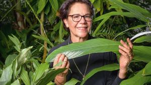 Christine Magro, «Madame Jardinier»