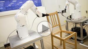 Robot bricoleur