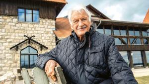 Jean-Pierre Beuret,  la famille avant tout
