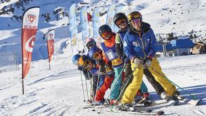 École de ski comprise à Arosa