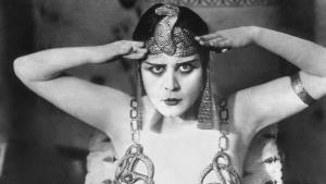Theda Bara: vampire  au sang helvétique