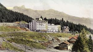 La Suisse et le tourisme de la dernière heure
