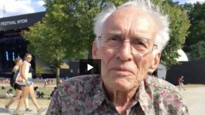 Louis Sinner, centenaire au Paléo 2017