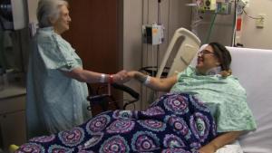 La belle histoire du jour: cette receveuse d'organes passe son tour à une jeune femme mourante